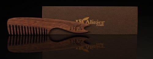 Peigne en bois d'AlisierPrésentation